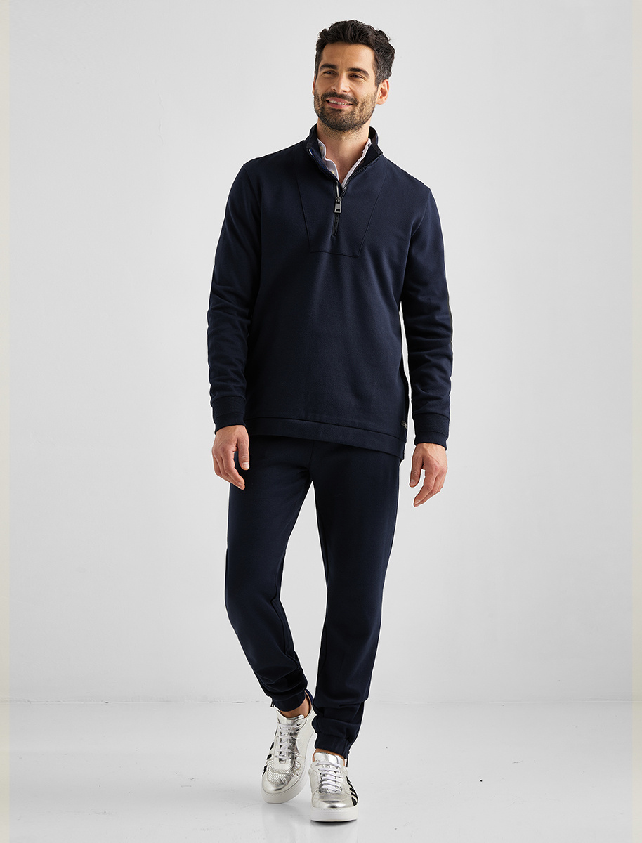 Double-Face Sweat Troyer Sarino